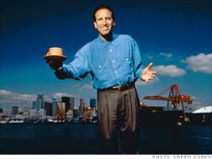 Howard Schultz mejores emprendedores