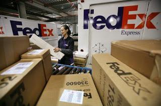 Fedex - empresas exitosas