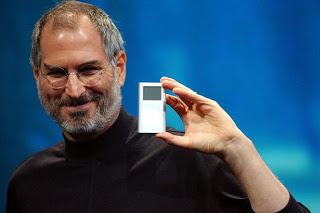 Steve Jobs cambio el mundo iPod y iTunes