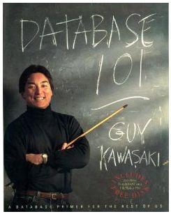 Database 101, libro guy kawasaki